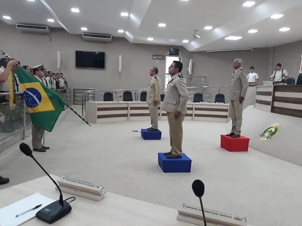 PM realiza troca de comando da 83ª CIPM em Barreiras - maisoeste