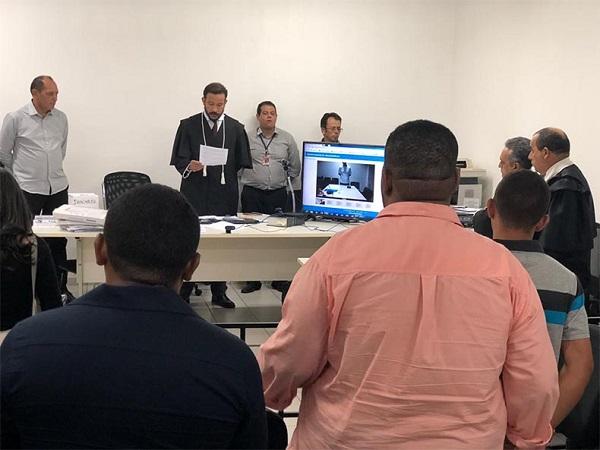 1º júri por videoconferência condena ex-militar por assassinato em Formosa do Rio Preto - maisoeste